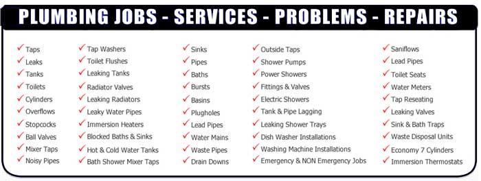 Dublin plumbers